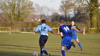 First Team v St Andrews 17-02-18
