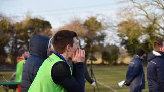 Norwich CEYMS v First Team 24-02-18