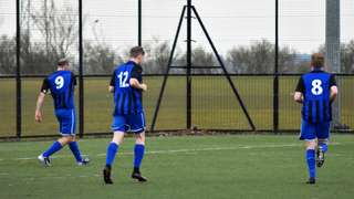 First Team v Reepham Town 10/03/18