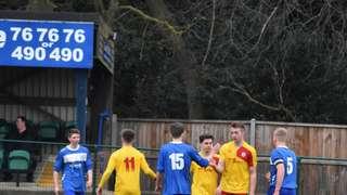 Wroxham Reserves v First Team 24/03/18