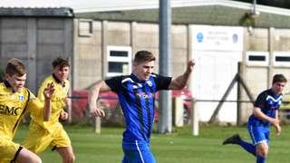 First Team v Wroxham Reserves 07/04/18