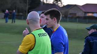 Acle United v First Team 17/04/18