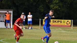 First Team v AFC Sudbury Reserves 04/08/18