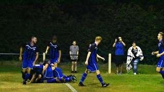 First Team v Diss Town 07/08/18