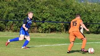 First Team v Leiston Reserves 11/08/18