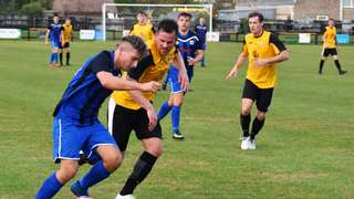 March Town United v First Team 20/10/18