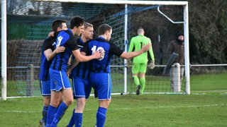 Another Thompson Hat-Trick in emphatic victory