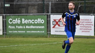 Five Star Wanderers too much for young Felixstowe to handle.
