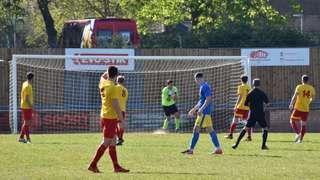 Kings Lynn Town Reserves v First Team 20/04/19