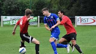 First Team v Coggeshall United 27/07/19