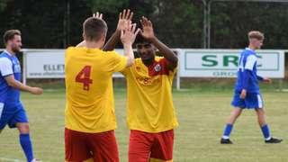 Cornard United v First Team 03/08/19