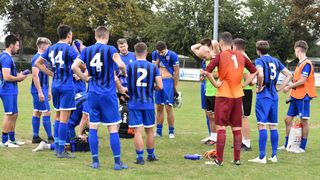 Felixstowe & Walton United Reserves v First Team 31/08/19