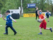 Angus sports charity brings autism-friendly rugby to Scotland
