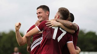 Chelmsford City 4-1 Hampton & Richmond Borough
