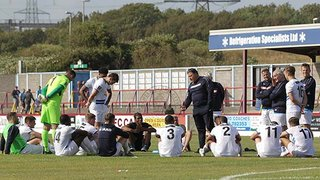 WEYMOUTH 4-1 CHELMSFORD CITY - NATIONAL LEAGUE SOUTH - 10/08/2019