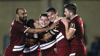 The Vanarama First Four - the Clarets' start assessed and what's to come...