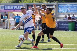 Maidstone United 4-1 Chelmsford City
