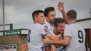 Eastbourne Borough 0-4 Chelmsford City