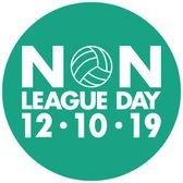 Non-League Day 12/10/2019