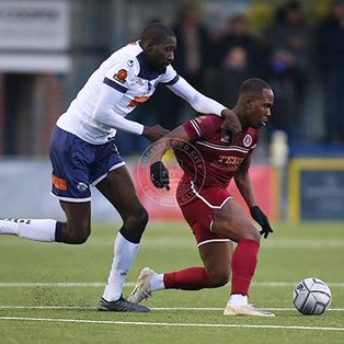 Havant and Waterlooville 3 – 1 Chelmsford City