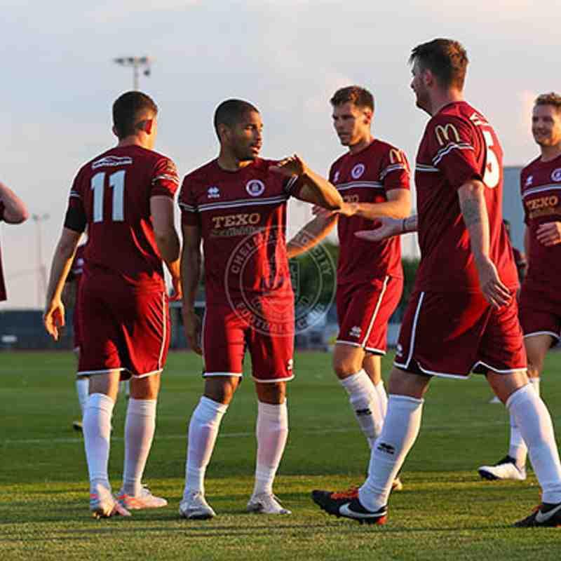 Chelmsford City 3-1 Ipswich Town XI - Pre-season Friendly - 04/08/2021