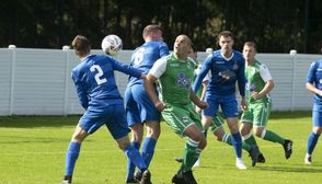 FA CUP MATCH REPORT : CHARNOCK RICHARD 0  IRLAM FC 4