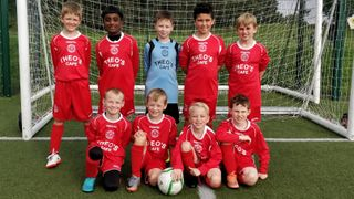 Stafford Town Panthers U9's