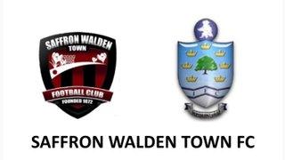 SWTFC vs Ilford FC 8th DEC