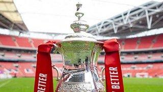 Emirates FA Cup SWTFC vs Maldon & Tiptree