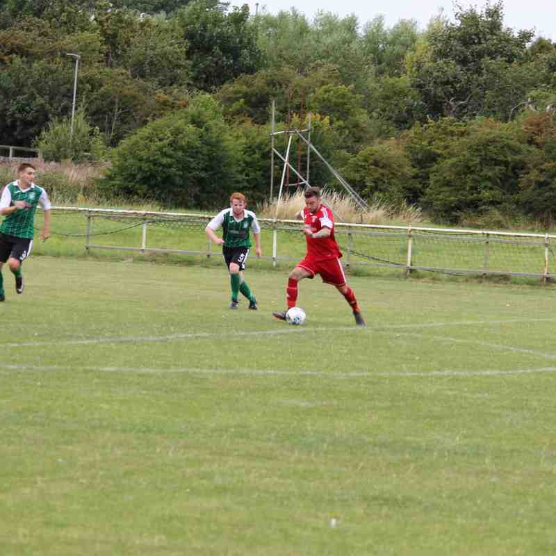 Thornton Cleveleys v Tempest United 11/08/18