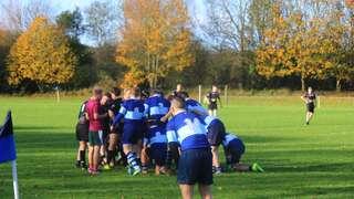 Bishop U16s v Hartlepool