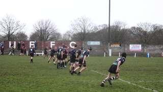 Hartlepool U16 Boys v Bishop Auckland