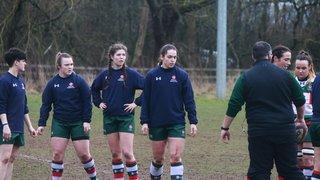 Sharks Development v Firwood Waterloo Ladies