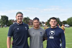 Minis treated to Bristol Bears Appearance