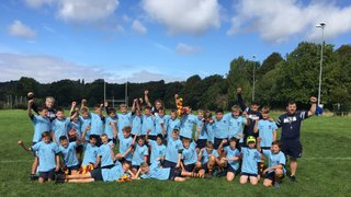 Bristol Bears train SBOB U13