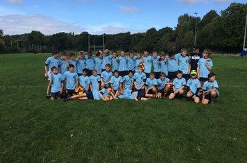 SBOB U13 with Bristol Bears