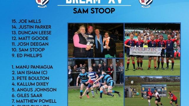 Dream XV - Sam Stoop!