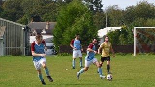 Billinge FC v Liver Academy FC