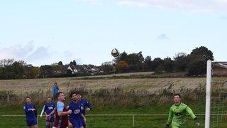 Billinge FC v Middlewich Town FC