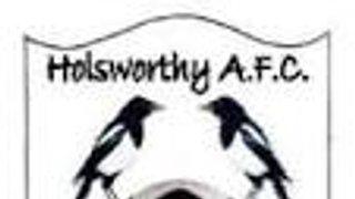 Eagles hit 5 against Holsworthy