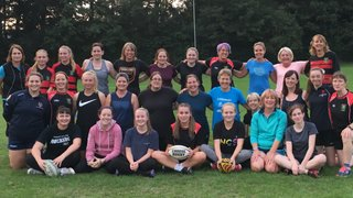 Ladies team up with Alton Pain Clinic