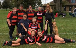 Alton Ladies host  Xrugby 7s tournament