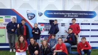 Under 14s at World League Semi-Finals, Chiswick