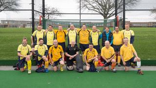 40+ Shield Semi-Final at Norwich
