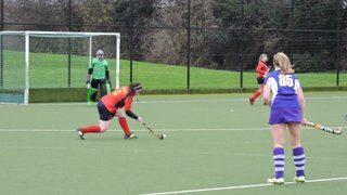 Ladies 1s v Sevenoaks 2s - Kent Cup 6th December 2015