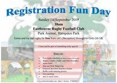 Registration Fun Day