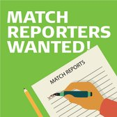 First XV Match Reporters Needed