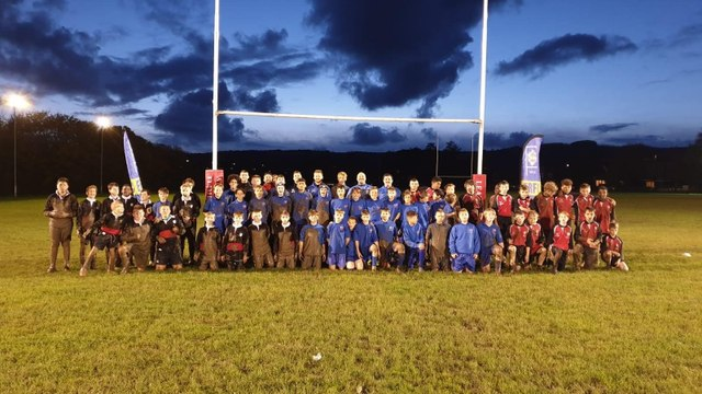 Schools Rugby Makes Successful Return to the Fortress