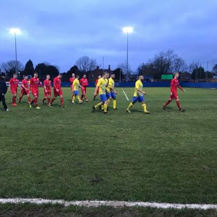 Gedling MW 3 - 3 Heanor Town