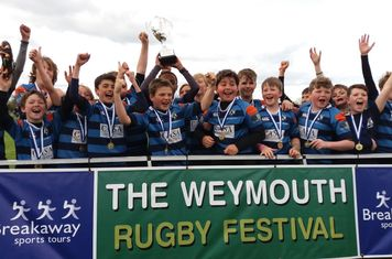 Weymouth 2016 Winners